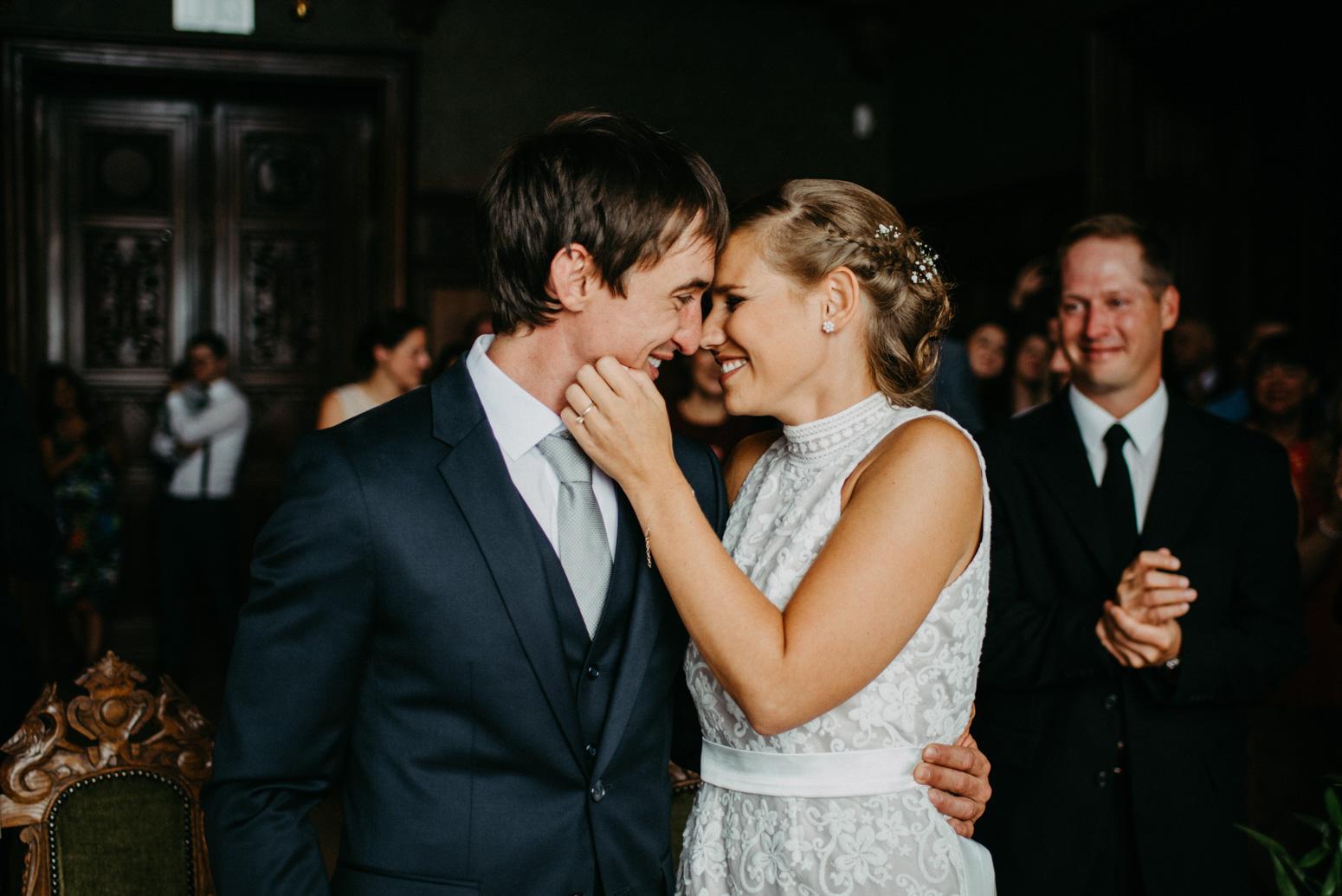 Hochzeitsfotografin Daria Becker von Genuine Bonds
