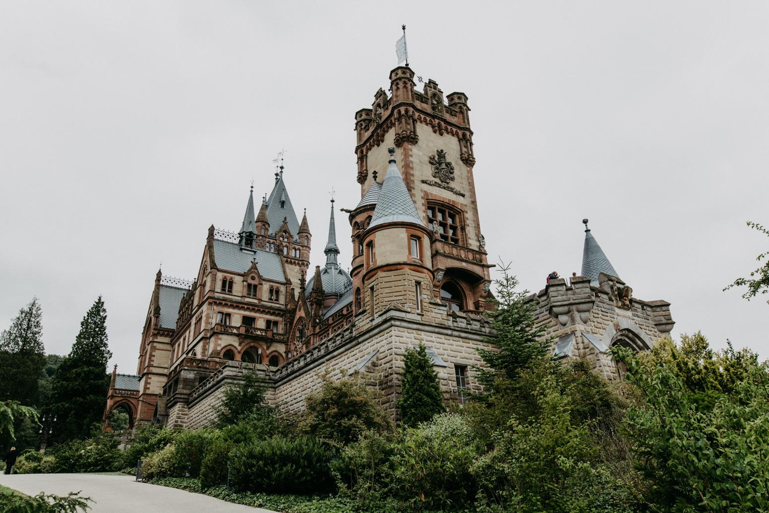 Trauung auf Schloss Drachenburg, Königswinter