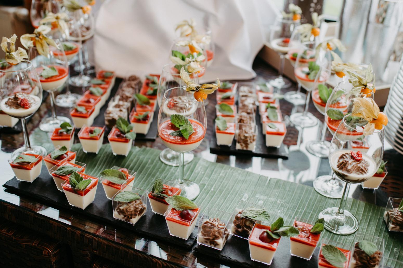 Rheindold Hochzeits-Catering in der R-Lodge in Bad Honnef