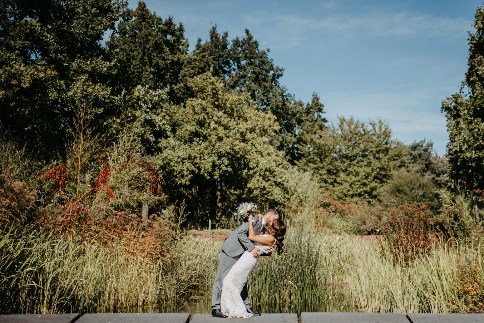 Brautpaarshooting in Mülheim an der Ruhr, Hochzeitsfotografie Genuine Bonds